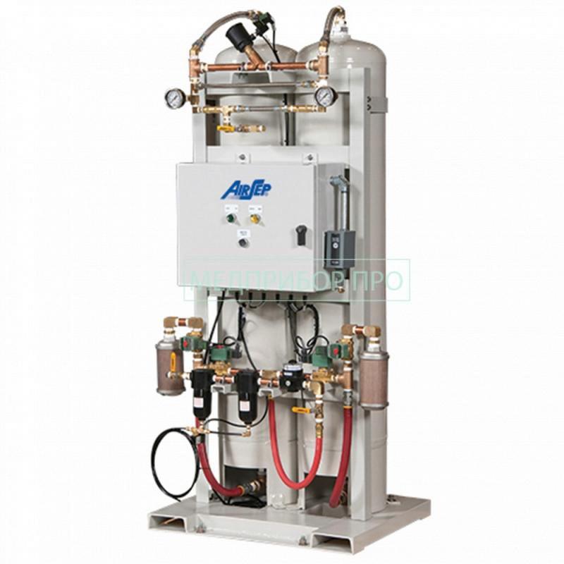 Стационарная система MZ-100 производительность 75 л/мин