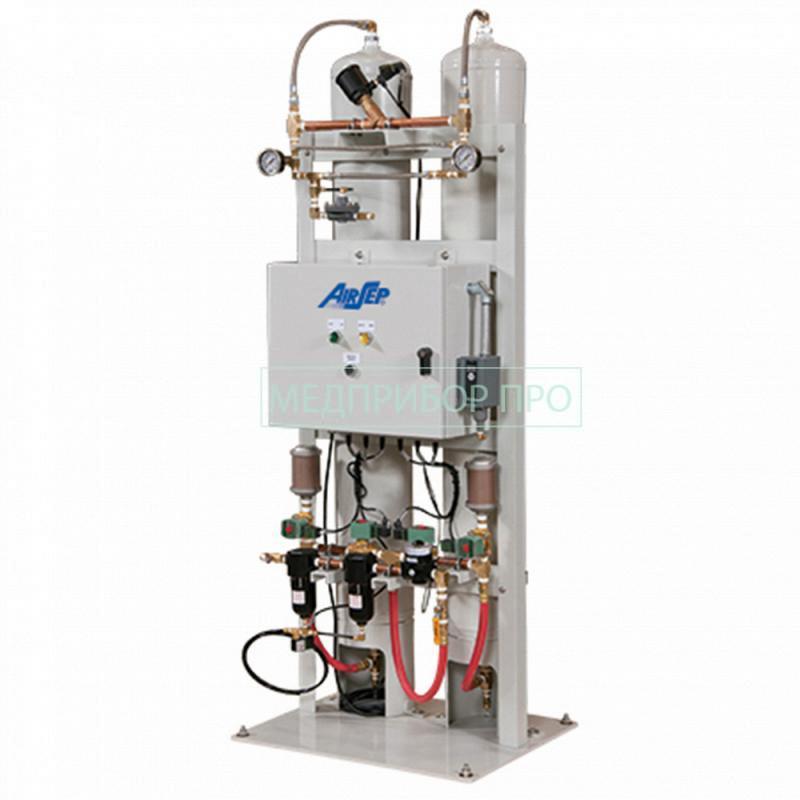 Стационарная система MZ-50 производительность 35 л:мин