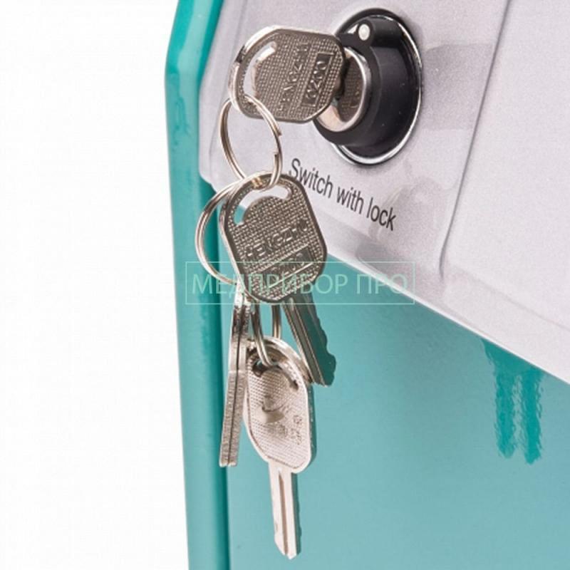 Защита с помощью ключа