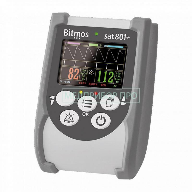 Bitmos SAT 801 пульсоксиметр купить недорого