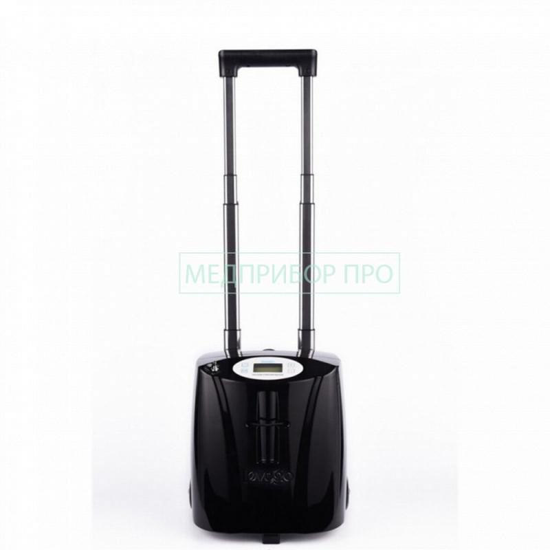 Концентратор кислорода портативный носимый на колесах