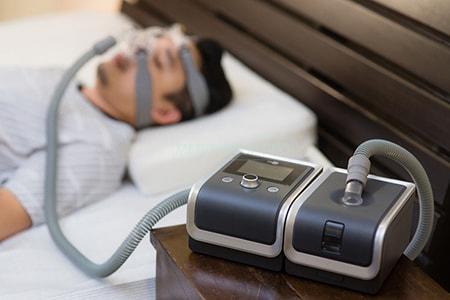 Лечение апноэ с BMC BiPAP 25A