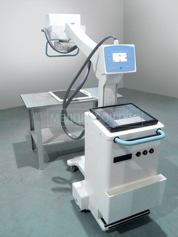 РенМедПром Дельта - особенности портативного рентгена
