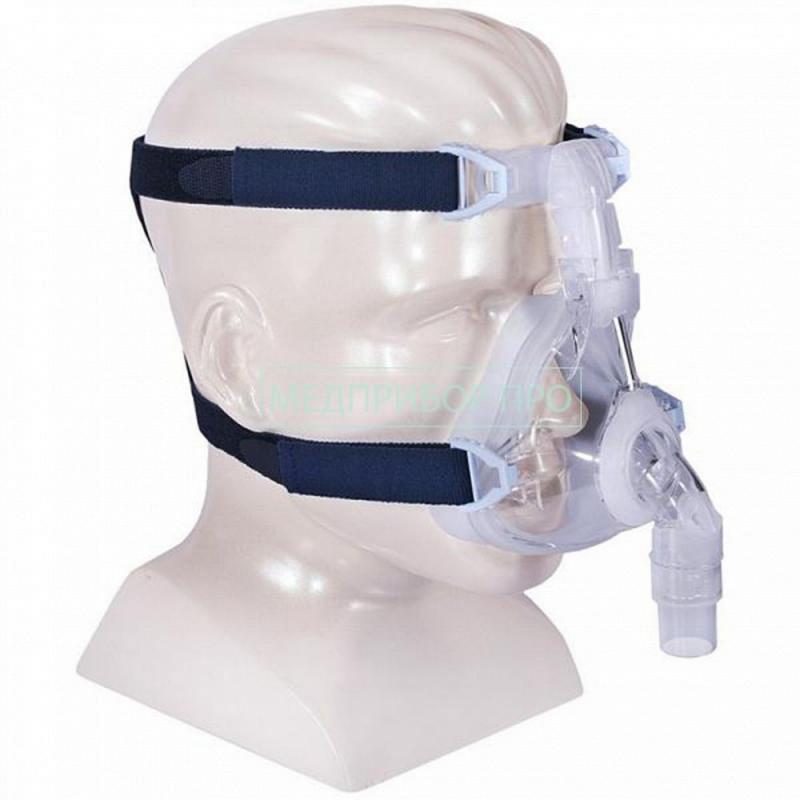 Удобная конструкция и 2 комплекта подушечек для маски