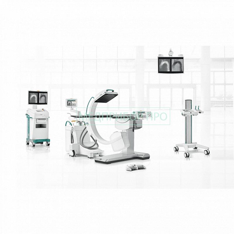 Гибридный кабинет для сердечно-сосудистых операций