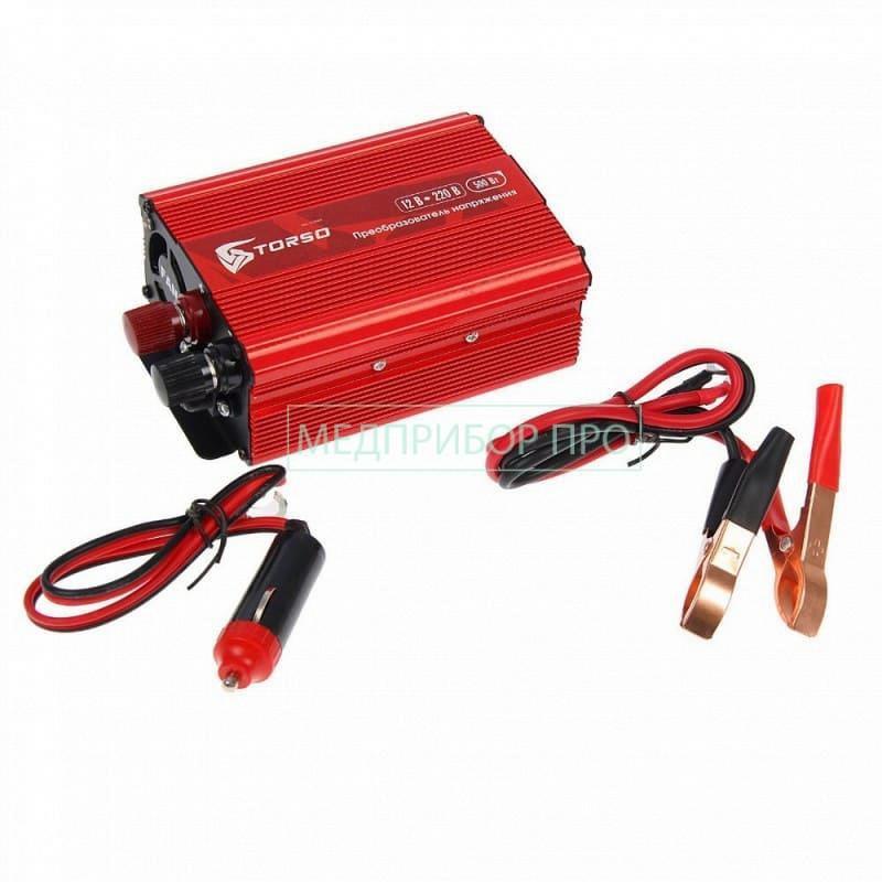 Инвертор для концентратора кислорода автомобильный 500W