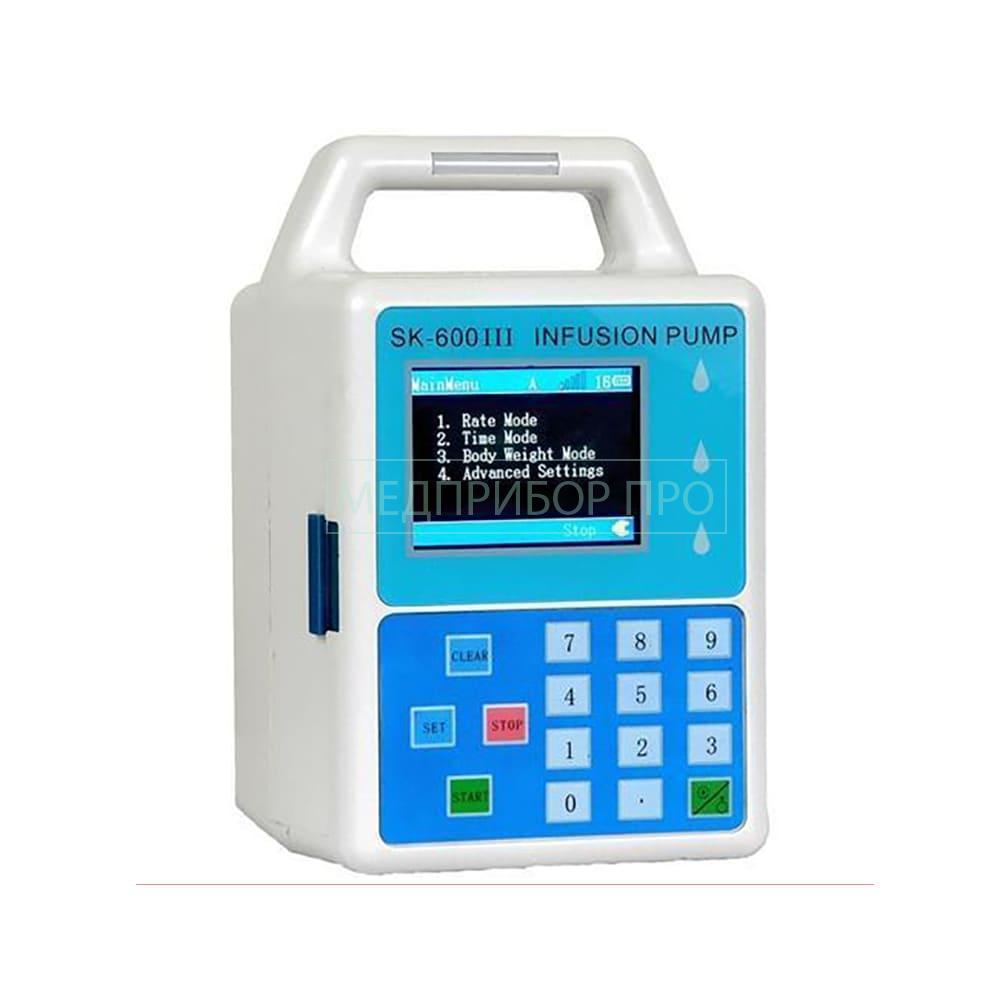 Mindray SK-600 III - инфузионный насос