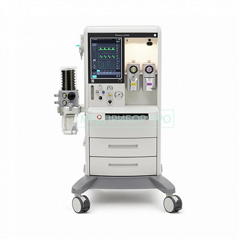 Philips Dameca AX500 - наркозно-дыхательный аппарат