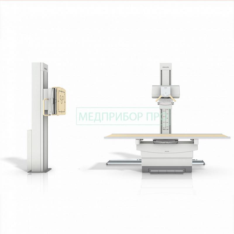 Philips DuraDiagnost F30 - цифровая рентгенографическая система