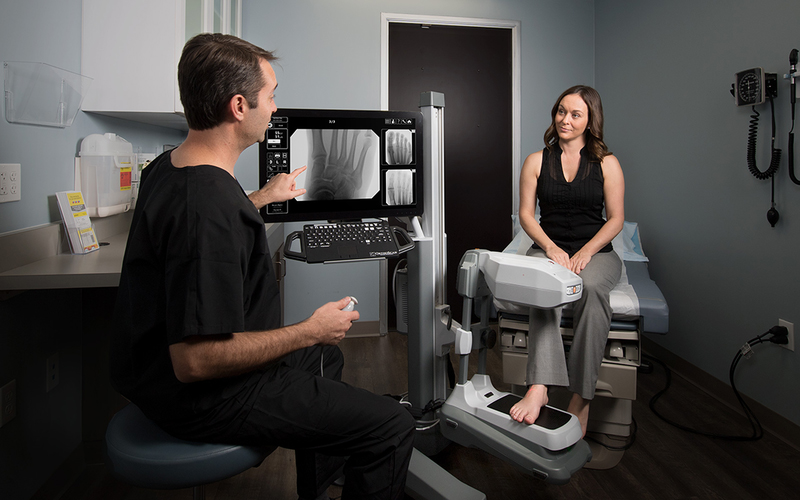 Применение мини-с дуги в ортопедии