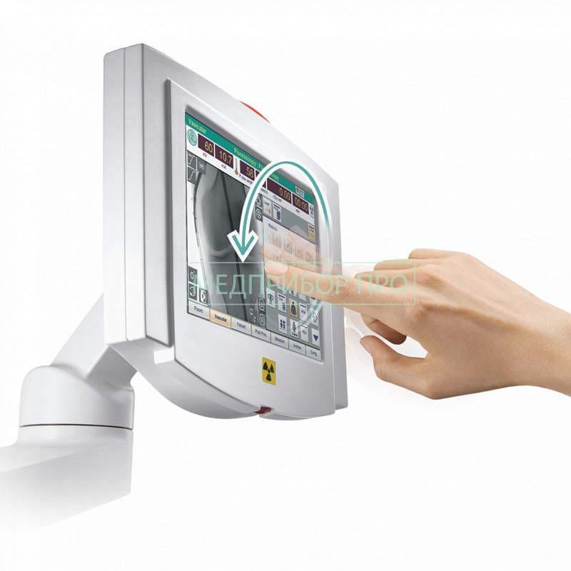 Сенсорный монитор высокой четкости