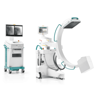 Ziehm Vision FD - рентген С-дуга передвижной