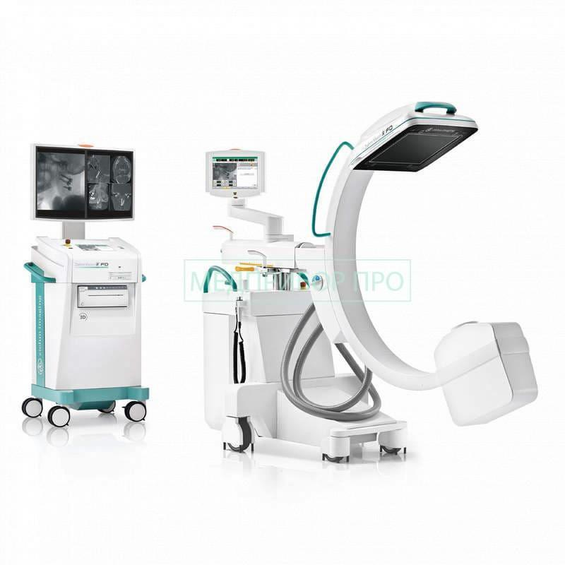 Ziehm Vision RFD 3D - рентген С-дуга