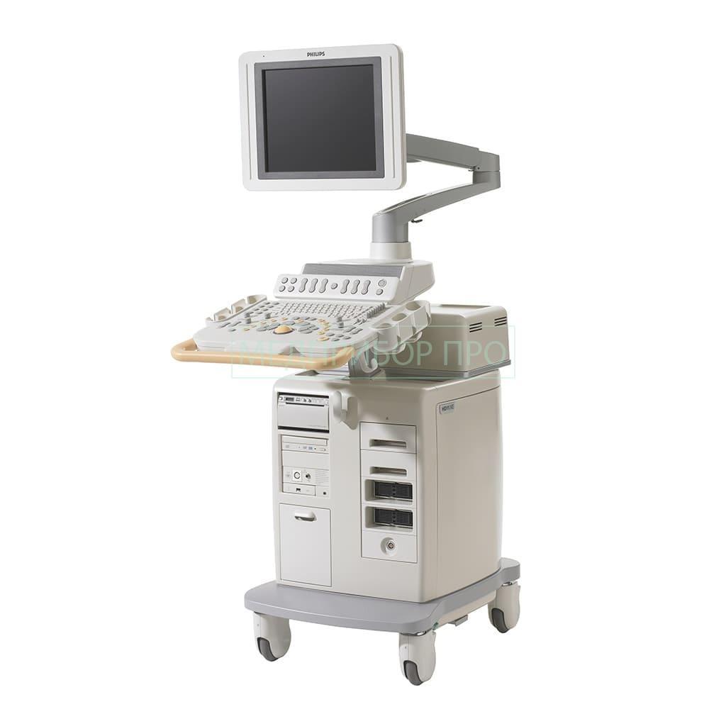 Diamond Select HD11 XE - восстановленный УЗИ аппарат