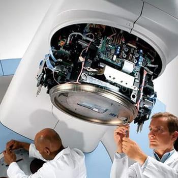 Монтаж медицинского оборудования и систем