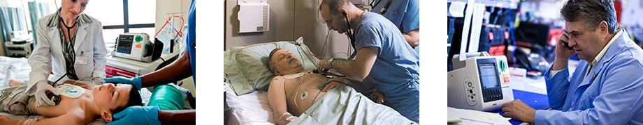Особенности дефибриллятора HeartStart XL+