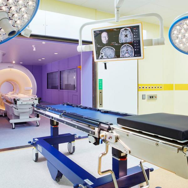 Размещение интаоперационной МРТ в ЛПУ