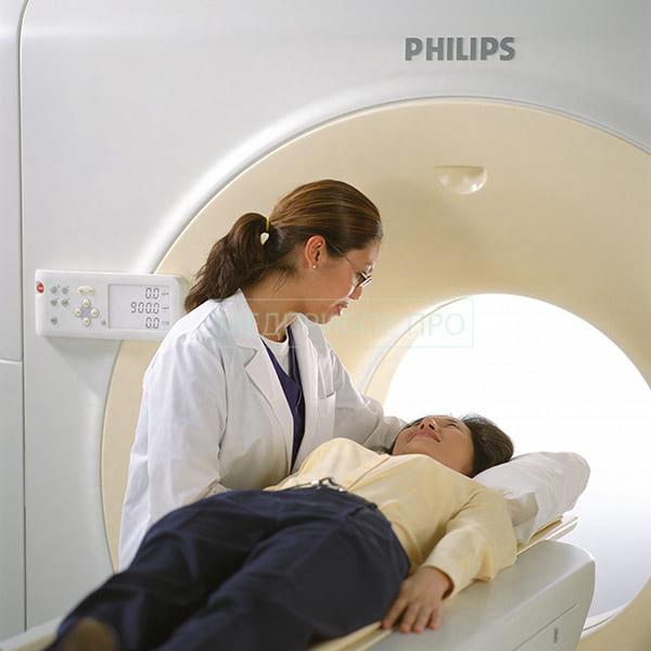 Востановленные компьютерные томографы Philips