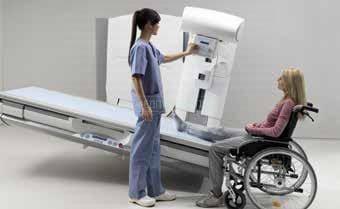Аппарат XANTARA- рентген с телеуправляемым столом
