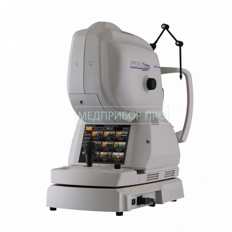 Topcon DRI OCT Triton Plus - оптический когерентный томограф