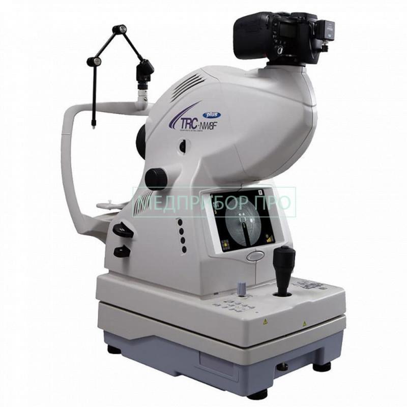 Topcon TRC-NW8F - ретинальная камера