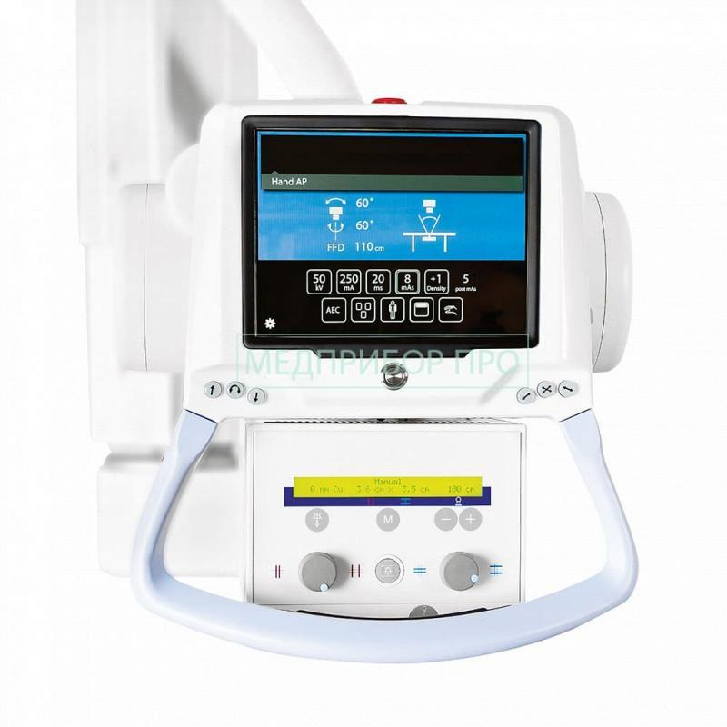 Универсальная цифровая система рентгенографии Canon Aceso