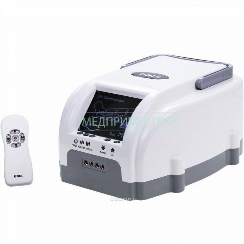 Unix Air CONTROL - аппарат для прессотерапии (лимфодренажа)