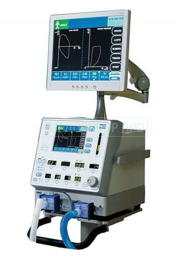 Аппараты Newport E360 преимущества ИВЛ
