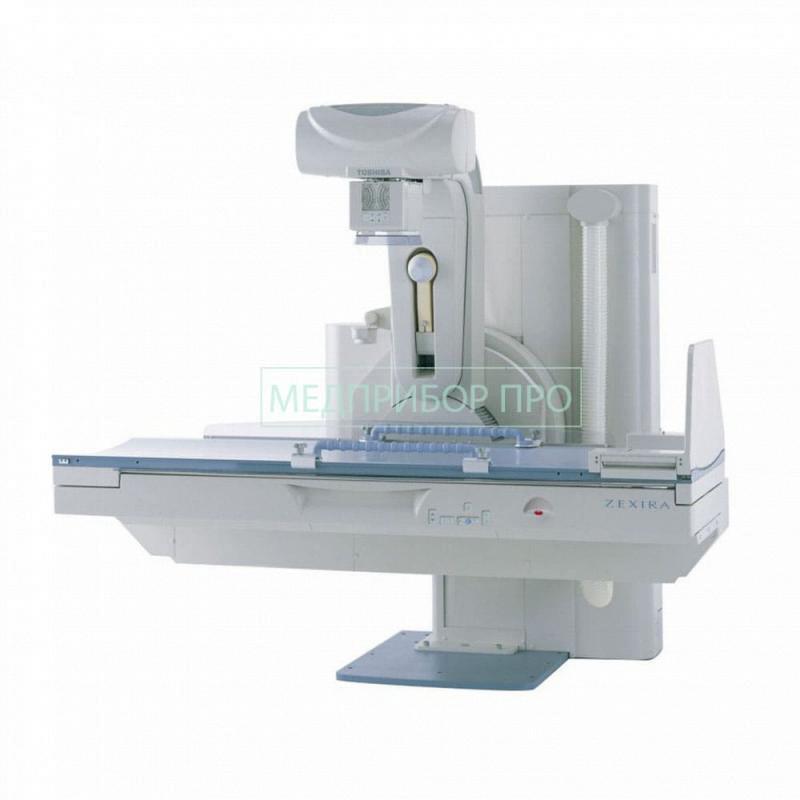 Canon ZEXIRA - рентген с дистанционным управлением