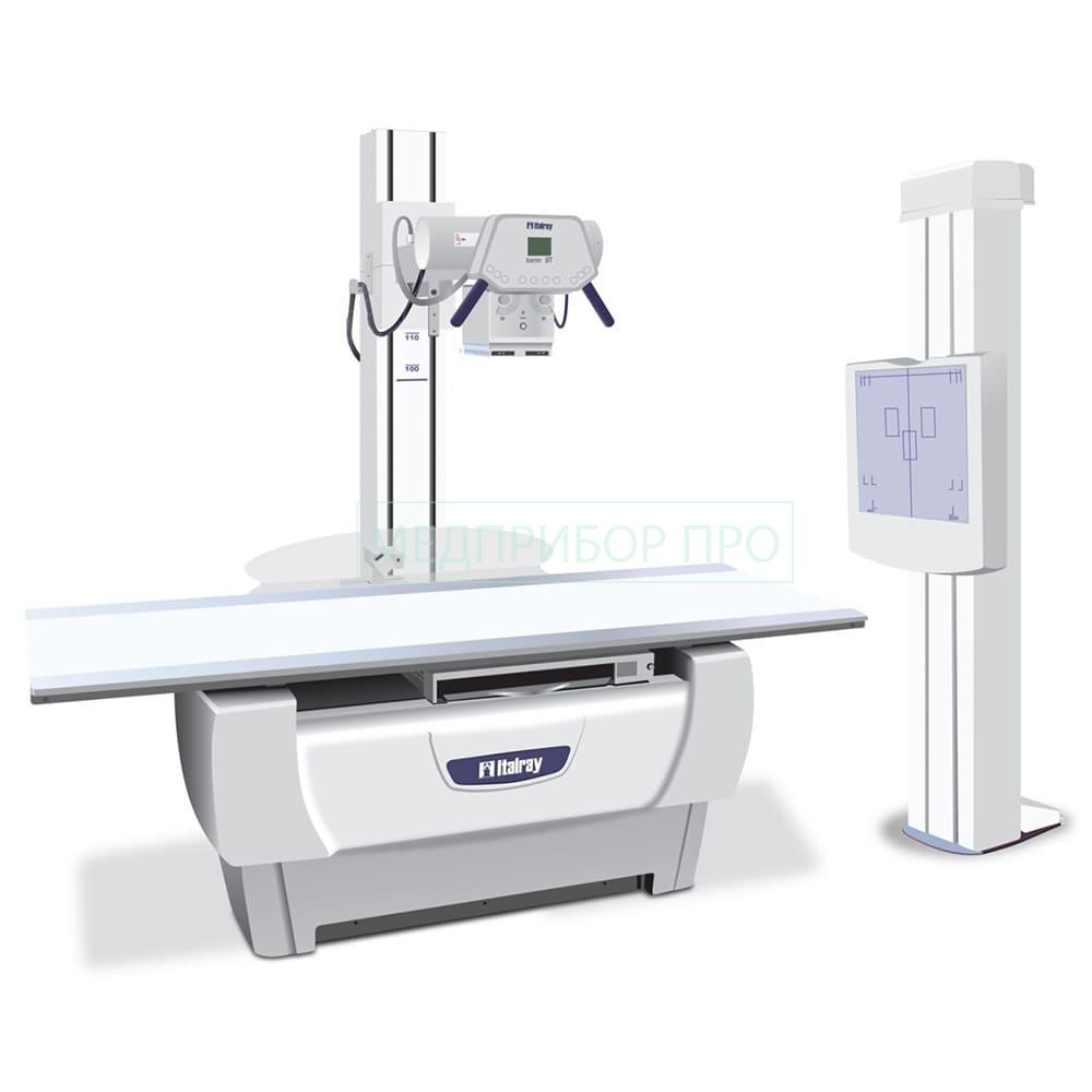 Italray Clinomat 2 - рентгенологический комплекс