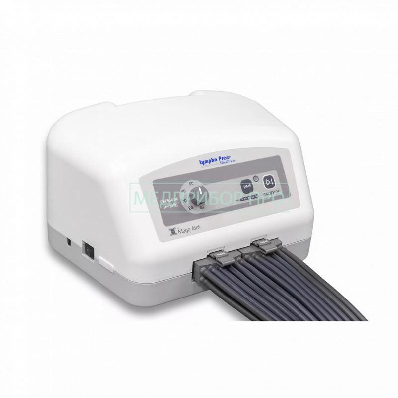 Lympha Press Mini - аппарат для лимфодренажа