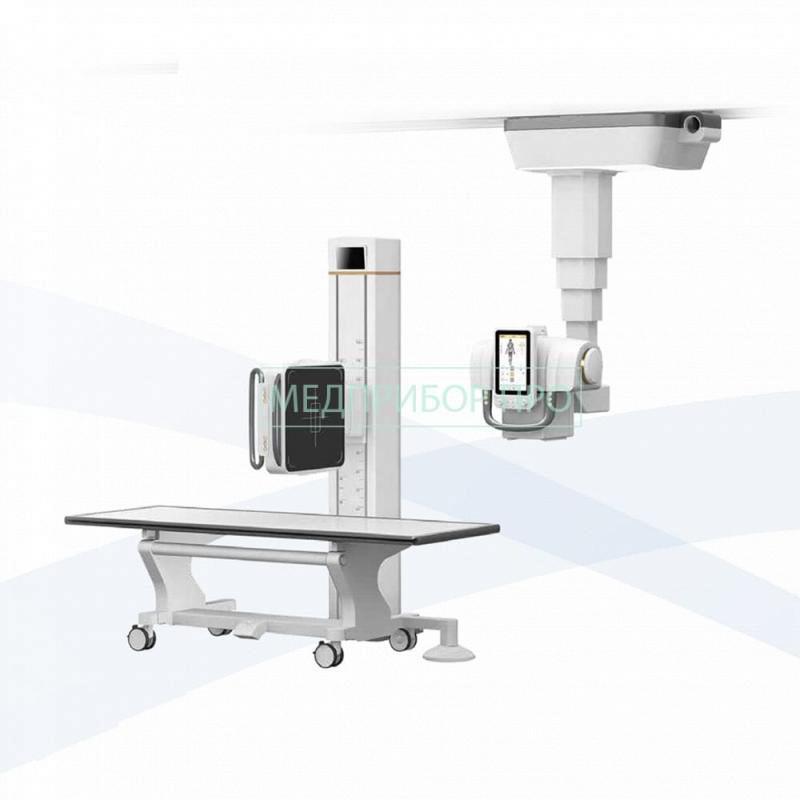 МЕДИГРАФ - комплекс рентгенодиагностический цифровой