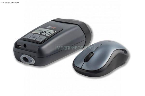 Сравнение размера Z2 и мышки