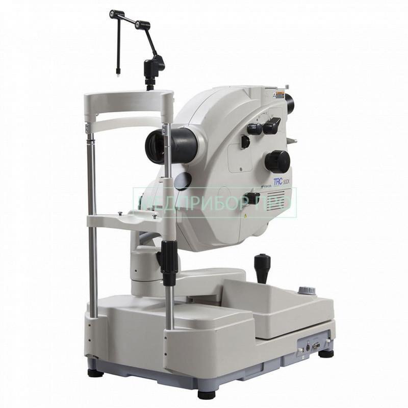 Topcon TRC-50DX - ретинальная камера