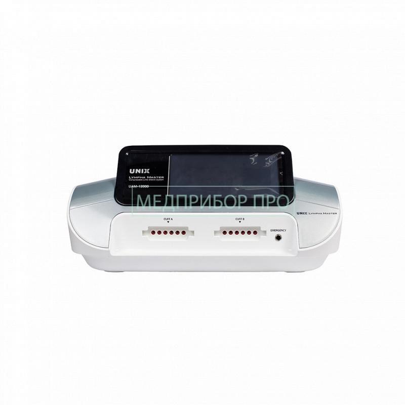 Unix Lympha Master - аппарат для лимфодренажного массажа (12 камер)