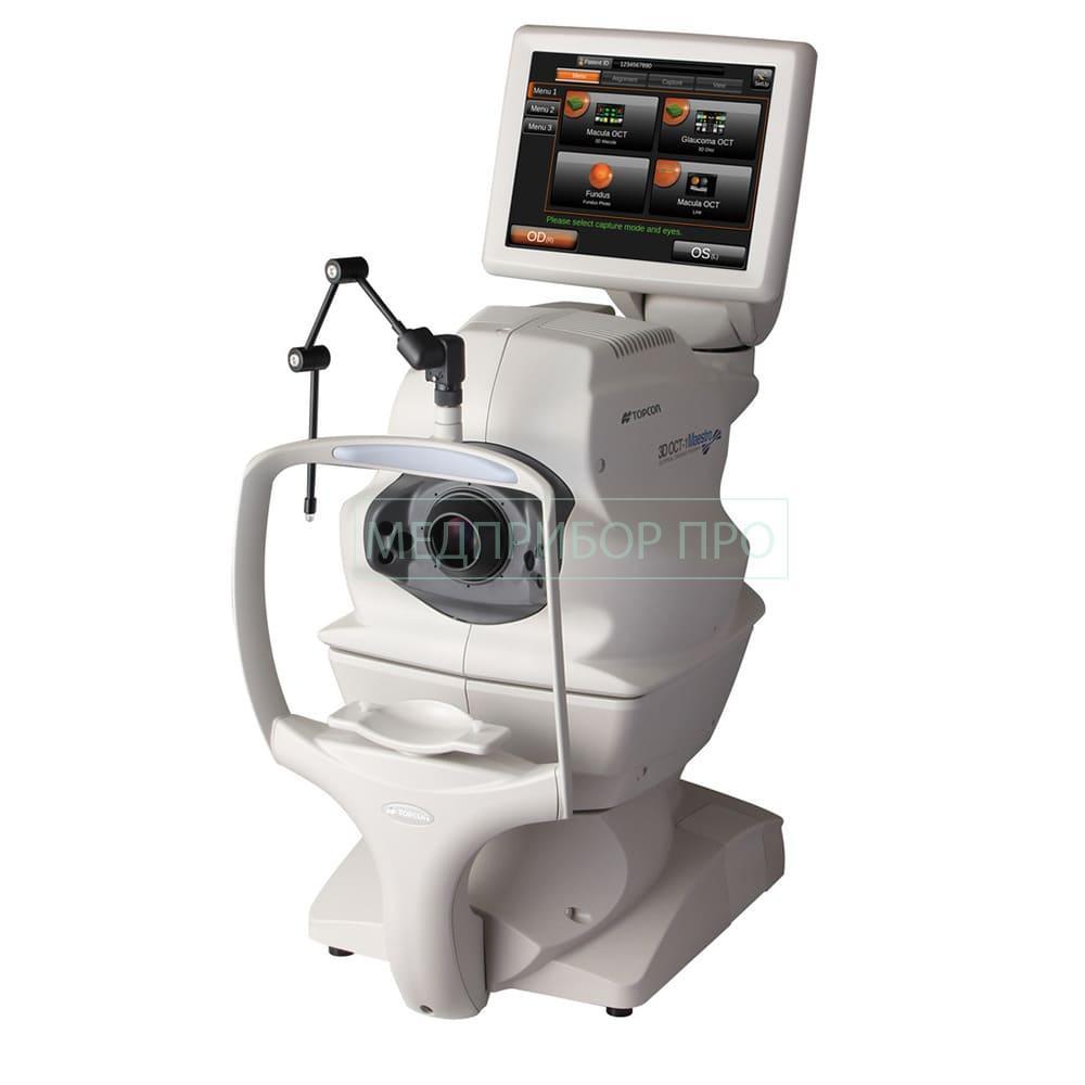 3D томограф офтальмологический