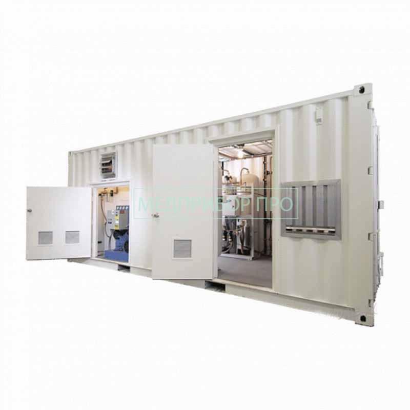 Контейнер для кислородных концентраторов (мини-завод)