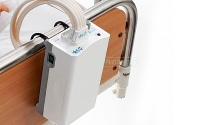 Phlebo Press DVT - установка на кравать пациента