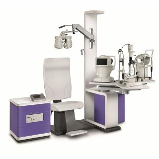 Topcon IS 600 II - рабочее место офтальмолога