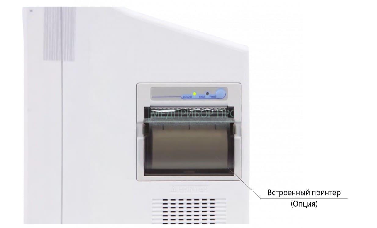 Монитор пациента со встроенным принтером