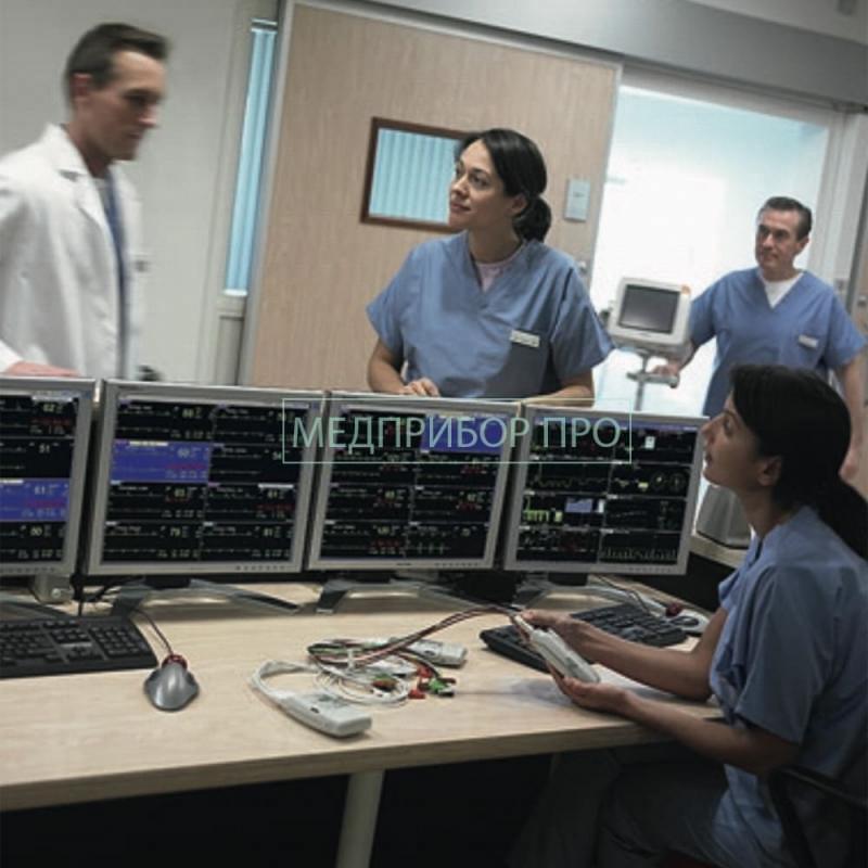 Philips IntelliVue Information Center IX - информационный центр наблюдения