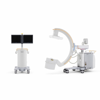 Philips Veradius Unity - мобильная хирургическая система