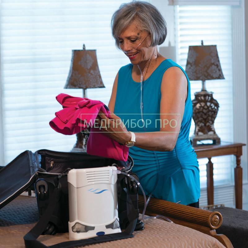 Удобная сумка для переноски AirSep Freestyle Comfort