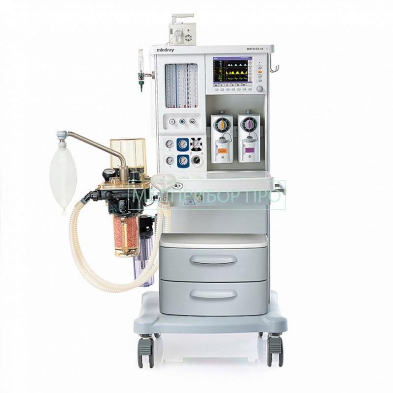 WATO EX-35 - наркозно-дыхательный аппарат от Mindray