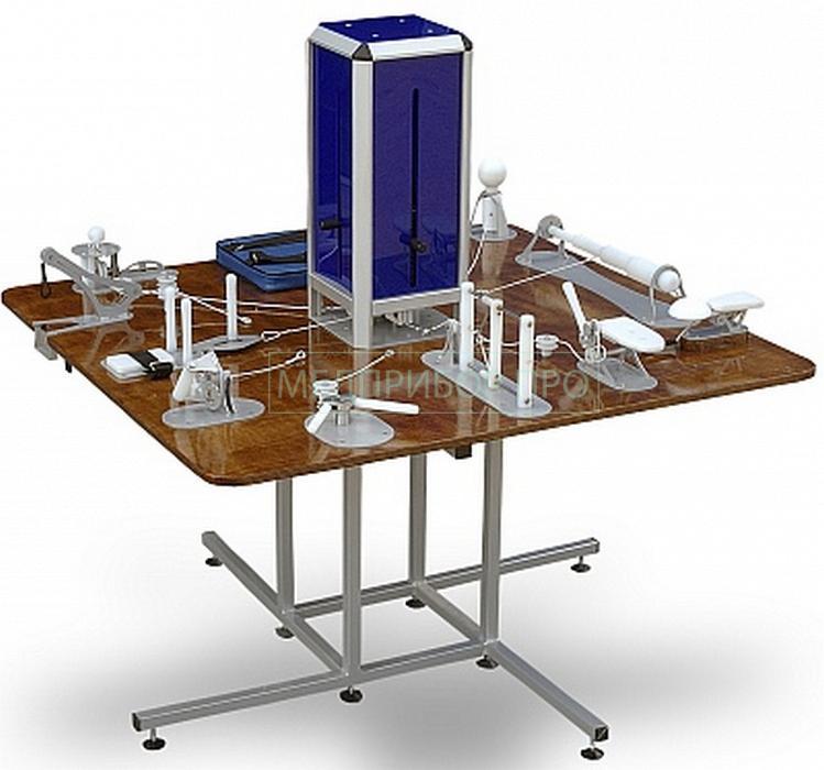 Manualex M12 - стол для разработки мелкой моторики рук