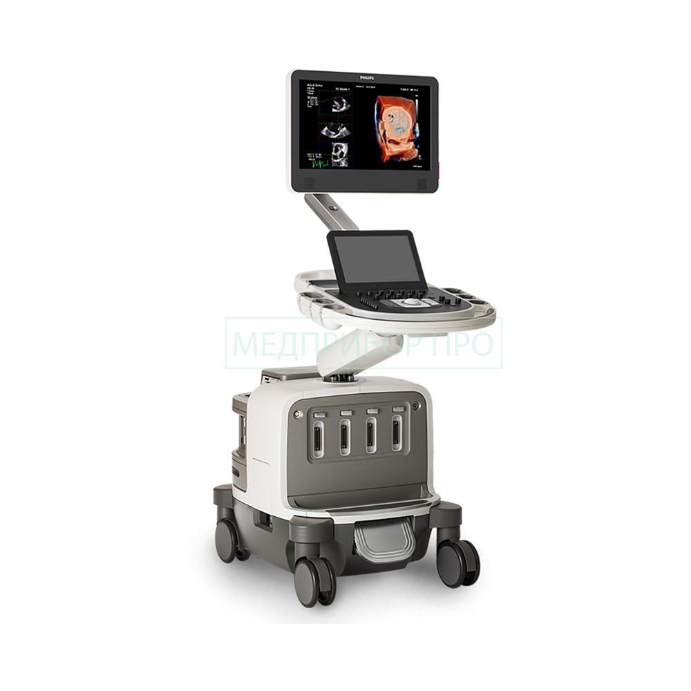 Philips EPIQ CVx - УЗИ аппарат кардиологический