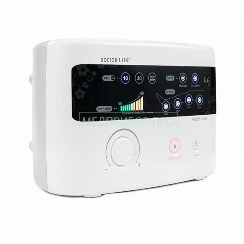Doctor Life LX7 - аппарат для лимфодренажа (прессотерапии)