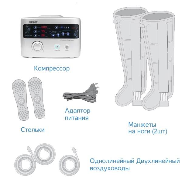 Комплектация Doctor Life LX9
