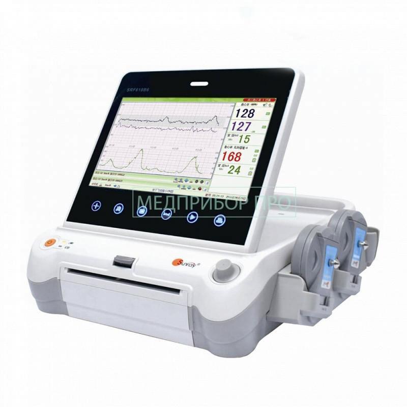 Sunray SRF618K9 - автоматизированный фетальный монитор