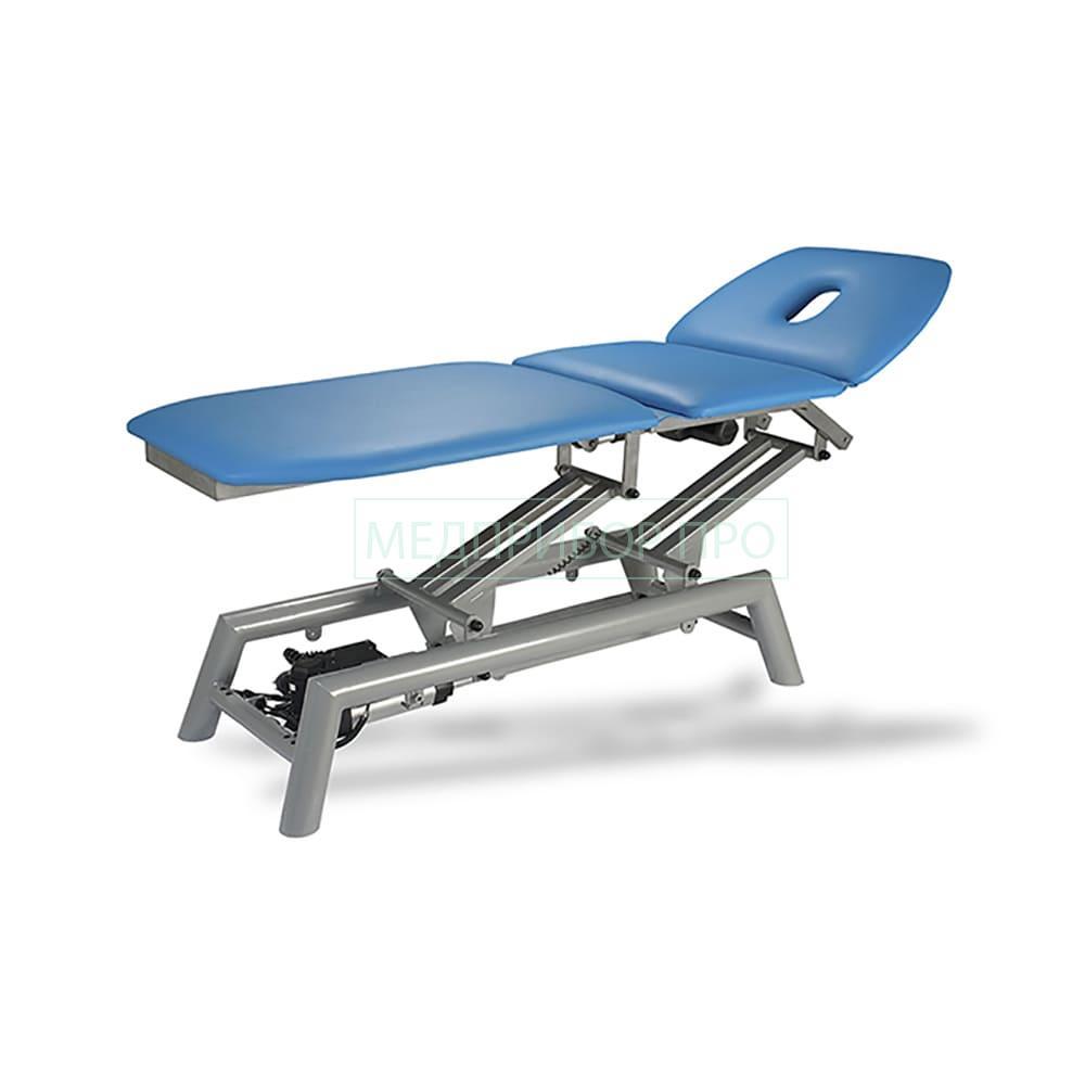 Technomex Beryl - массажный стол трехсекционный